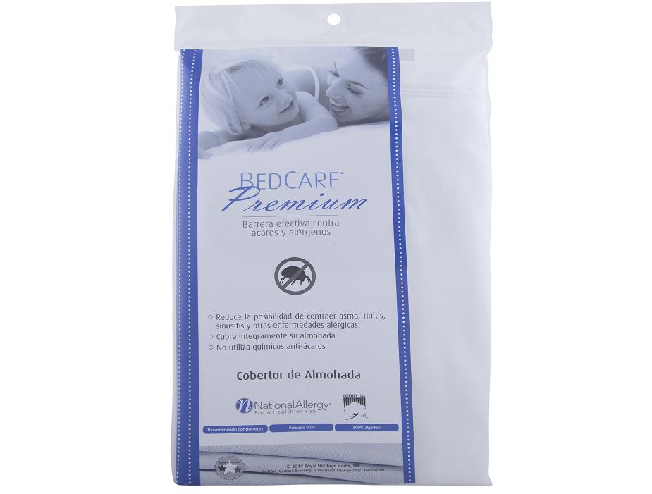 Cobertor Premium Anti Ácaros National Allergy