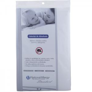 almohada anti acaros Standard National Allergy