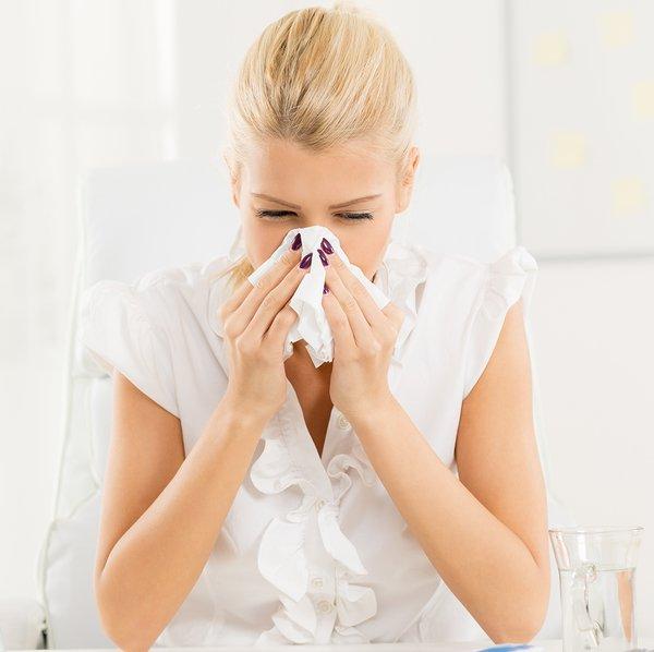 Rinitis causadas por ácaros- Rinitis