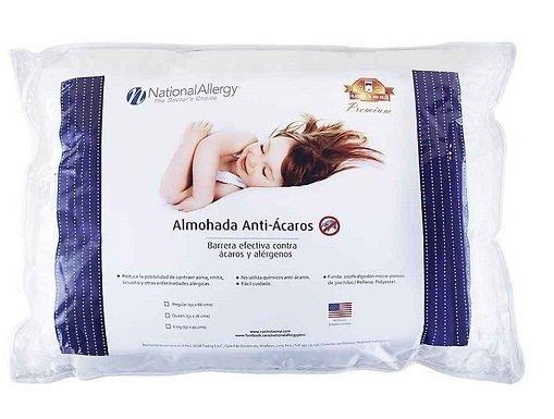almohada antiacaros National Allergy